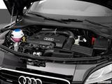 2015 Audi TT Engine photo