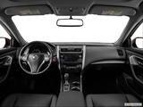 2014 Nissan Altima Dashboard, center console, gear shifter view