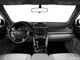 2014 Toyota Camry Dashboard, center console, gear shifter view