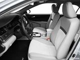 2014 Toyota Camry Front seats from Drivers Side
