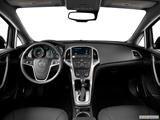 2014 Buick Verano Dashboard, center console, gear shifter view