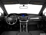 2014 Honda Accord Dashboard, center console, gear shifter view photo