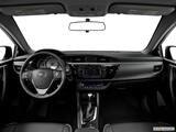 2014 Toyota Corolla Dashboard, center console, gear shifter view
