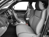 2014 Toyota Tacoma Double Cab Front seats from Drivers Side