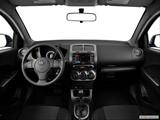 2014 Scion xD Dashboard, center console, gear shifter view