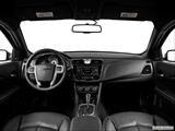 2014 Chrysler 200 Dashboard, center console, gear shifter view