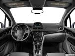 2014 Buick Encore Dashboard, center console, gear shifter view photo