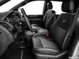2014 Chrysler Town & Country Front seats from Drivers Side
