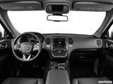 2014 Dodge Durango Dashboard, center console, gear shifter view