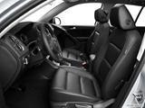 2014 Volkswagen Tiguan Front seats from Drivers Side