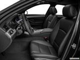 2014 BMW 5 Series Front seats from Drivers Side