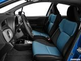 2014 Toyota Yaris Front seats from Drivers Side