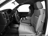 2014 Chevrolet Silverado 1500 Regular Cab Front seats from Drivers Side