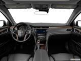 2014 Cadillac XTS Dashboard, center console, gear shifter view