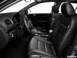 2014 Volkswagen Jetta SportWagen Front seats from Drivers Side