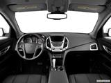 2014 GMC Terrain Dashboard, center console, gear shifter view