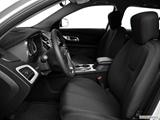 2014 GMC Terrain Front seats from Drivers Side