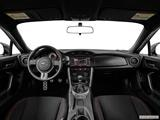 2014 Scion FR-S Dashboard, center console, gear shifter view