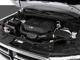 2014 Dodge Durango Engine photo