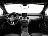 2014 Mercedes-Benz CLA-Class Dashboard, center console, gear shifter view