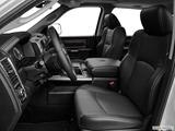 2014 Ram 3500 Crew Cab Front seats from Drivers Side