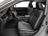2014 Lexus ES Front seats from Drivers Side