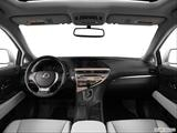 2014 Lexus RX Dashboard, center console, gear shifter view