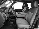 2014 Ford F450 Super Duty Crew Cab Front seats from Drivers Side