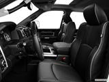 2014 Ram 3500 Mega Cab Front seats from Drivers Side