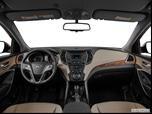 2014 Hyundai Santa Fe Sport Dashboard, center console, gear shifter view photo