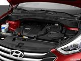 2014 Hyundai Santa Fe Sport Engine photo