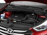 2014 Hyundai Santa Fe Sport Engine photo