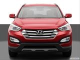 2014 Hyundai Santa Fe Sport Low/wide front photo