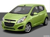 2014 Chevrolet Spark Front angle view photo