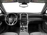 2014 Chevrolet Malibu Dashboard, center console, gear shifter view