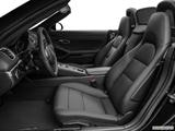 2014 Porsche Boxster Front seats from Drivers Side