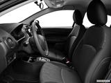 2014 Mitsubishi Mirage Front seats from Drivers Side