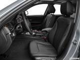 2014 BMW 3 Series Front seats from Drivers Side