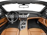 2014 BMW Z4 Dashboard, center console, gear shifter view photo
