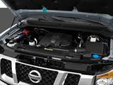 2014 Nissan Titan Crew Cab Engine photo
