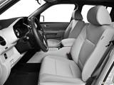 2014 Honda Pilot Front seats from Drivers Side