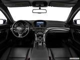 2014 Acura TL Dashboard, center console, gear shifter view