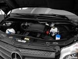 2014 Mercedes-Benz Sprinter 2500 Passenger Engine photo