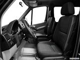 2014 Mercedes-Benz Sprinter 2500 Passenger Front seats from Drivers Side