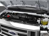 2014 Ford E350 Super Duty Cargo Engine photo