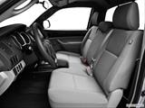 2014 Toyota Tacoma Regular Cab Front seats from Drivers Side