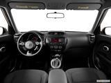 2014 Kia Soul Dashboard, center console, gear shifter view