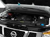 2014 Nissan Armada Engine photo