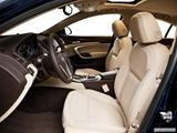 2014 Buick Regal Front seats from Drivers Side