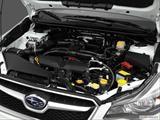 2014 Subaru XV Crosstrek Engine photo